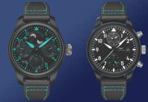 Replica IWC Big Pilot IW503003 and IWC Big Pilot IW389005 Watches