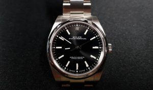 Rolex Oyster Perpetual 114300 fake watch