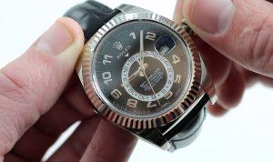 Rolex fake watch Rolex Sky-Dweller 326135