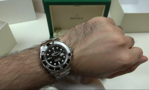 Rolex fake watch Sea-Dweller 126600
