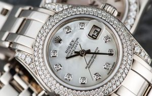 fake watch Rolex Pearlmaster 80359