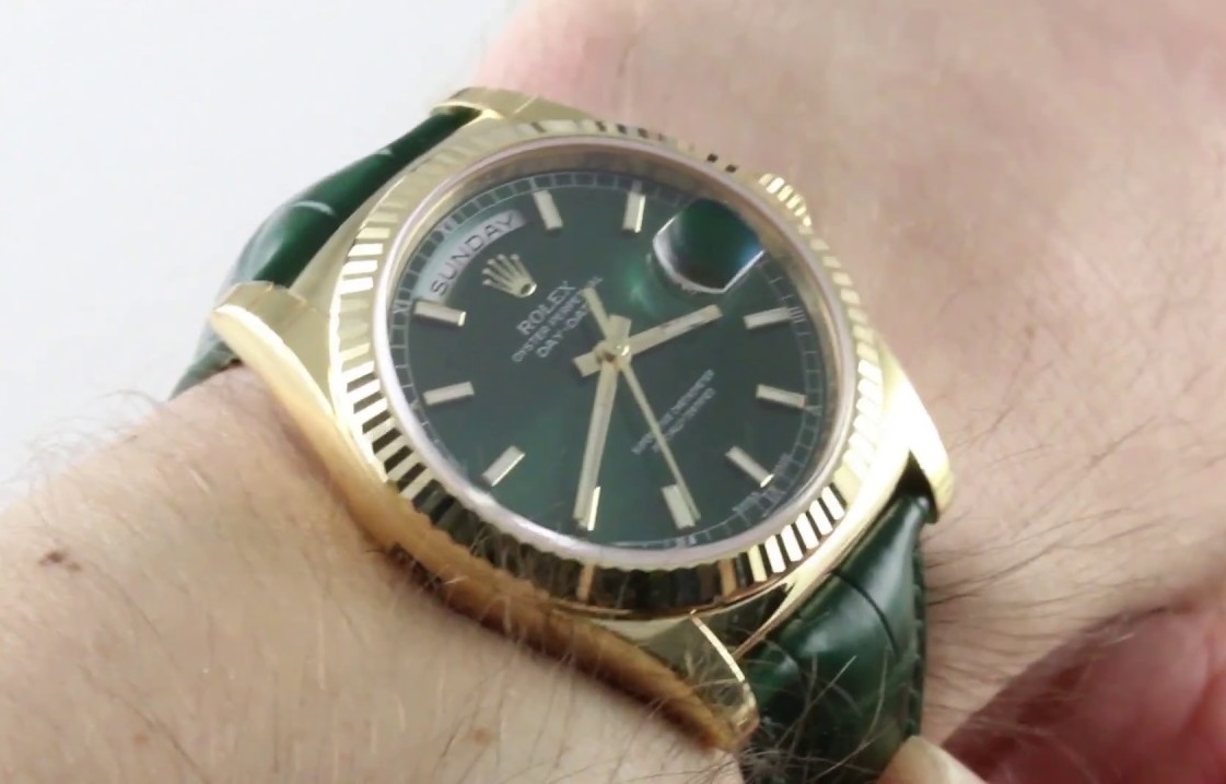 Fake Rolex Datejust 118138 Watch