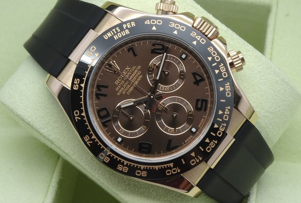 Fake Rolex Fake Daytona 116515LN watch 40MM