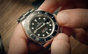 Replica Rolex Sea-Dweller Watch Fiftieth Anniversary Ref.126600