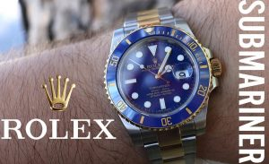 Replica Rolex Submariner 116613 Watch