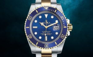 Replica Rolex Submariner 116613LB Watch