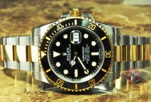 Replica Rolex Submariner 116613LN Watch