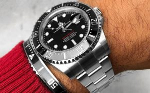 Rolex Replica Sea-Dweller Watch Fiftieth Anniversary Ref.126600