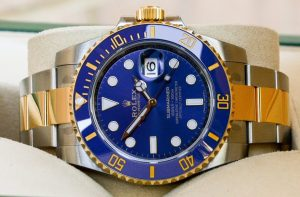 Rolex Replica Submariner 116613LB Watch