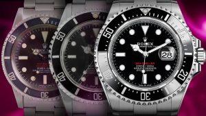 Rolex Sea-Dweller Replica Watch Fiftieth Anniversary Ref.126600