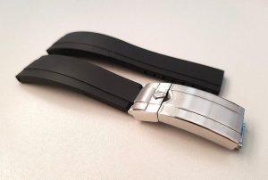 fake Rolex Oysterflex Rubber Bracelet