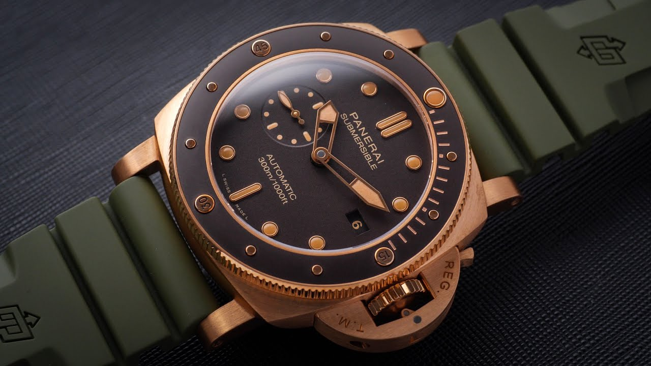 replica Panerai Submersible watches
