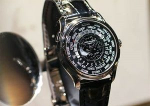 Patek Philippe World Time Moon 5575G fake