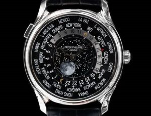 Patek Philippe fake World Time Moon 5575G
