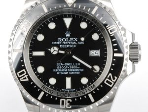 Rolex Deepsea 116660 replica