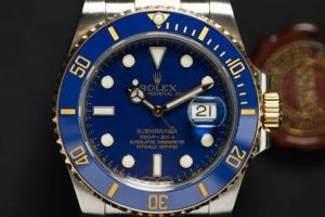 Rolex Submariner 116613LB replica watch