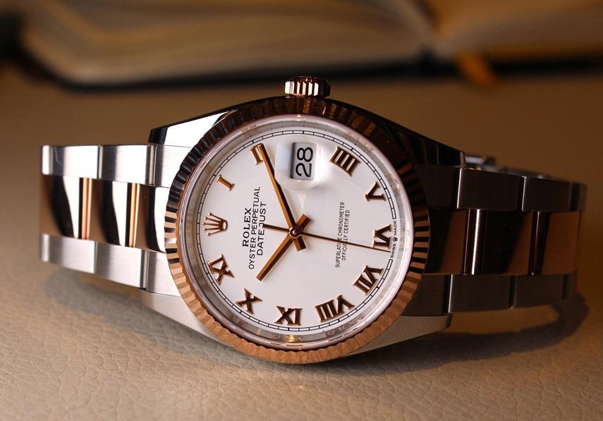 replica Rolex Datejust 126231