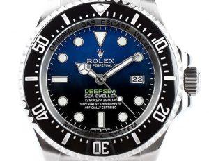 replica Rolex Deepsea 116660