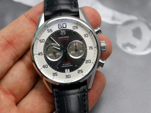 Replica TAG Heuer Carrera Calibre 36 Flyback CAR2B11