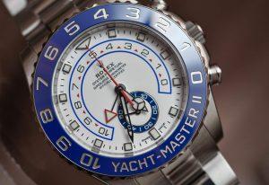 Rolex Yacht-Master fake II 116680 2017