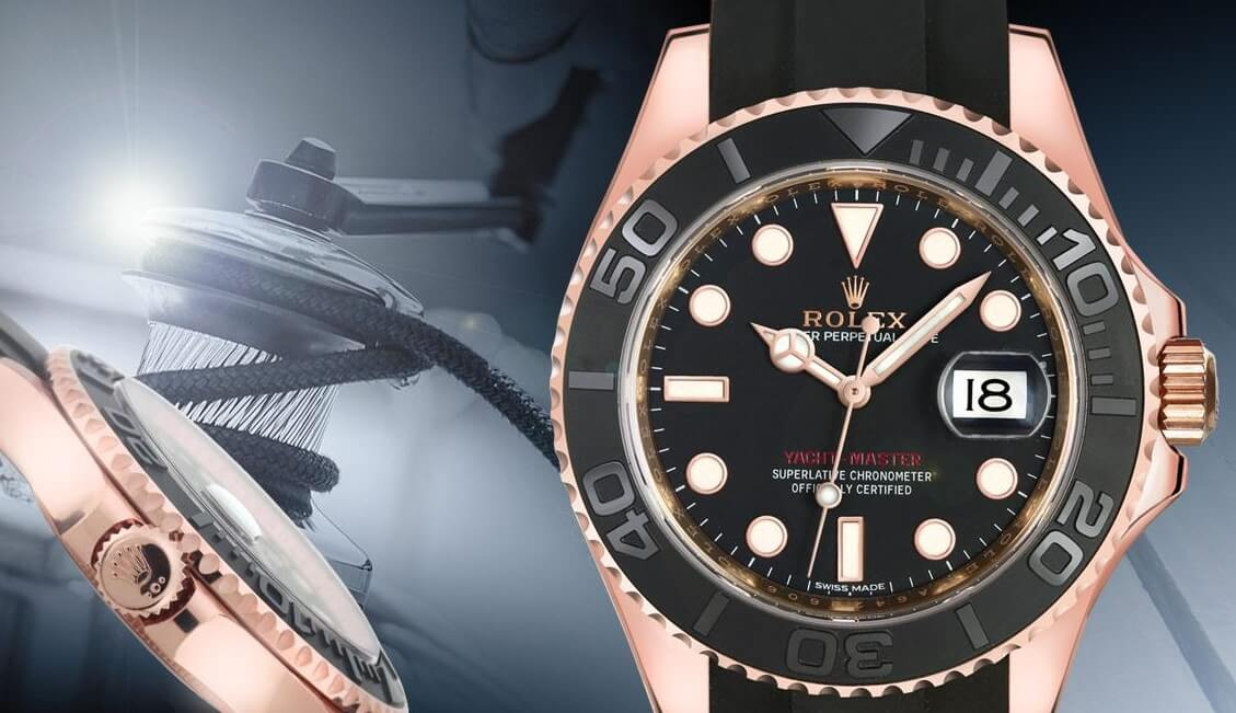 Rolex replica Yacht-Master 116655
