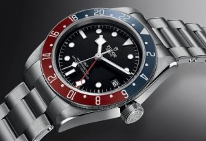 TUDOR Heritage Black Bay GMT M79830RB