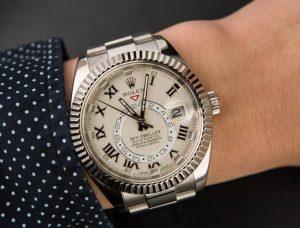 replica Rolex Sky-Dweller 326939