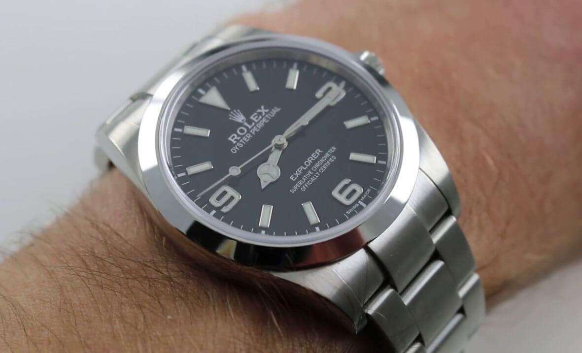 Rolex Explorer 214270