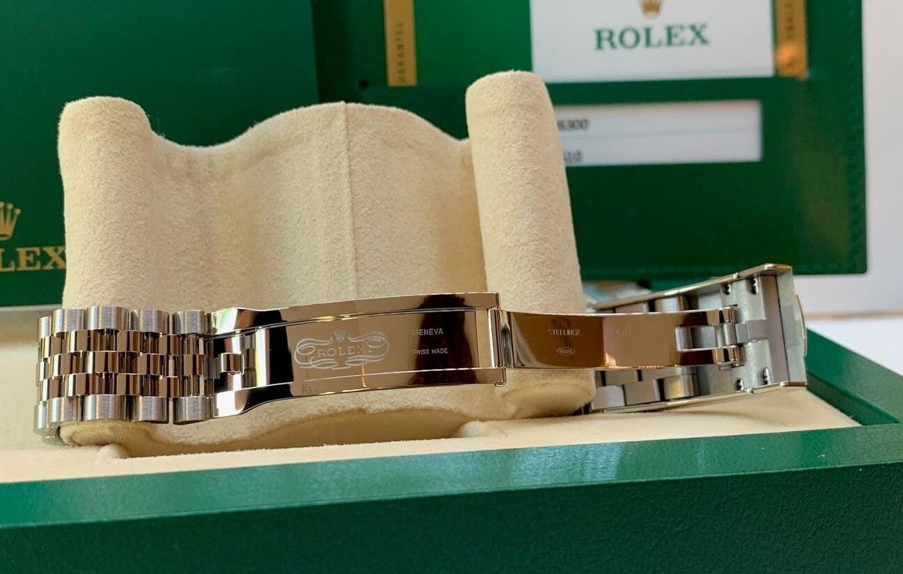 super clone Rolex Jubilee bracelet