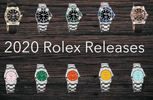 2020 rolex releases