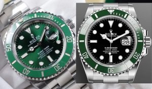 Rolex Submariner 116610LV And 126610LV watches fake