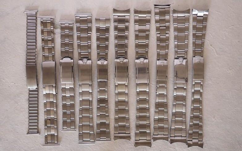 Quality Replica Rolex Oyster Bracelet For Sale